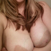 Large tits of my wife - A Hot Milf