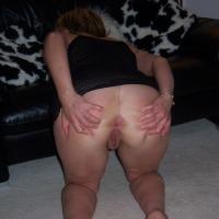 My wife's ass - Mrs Ratty