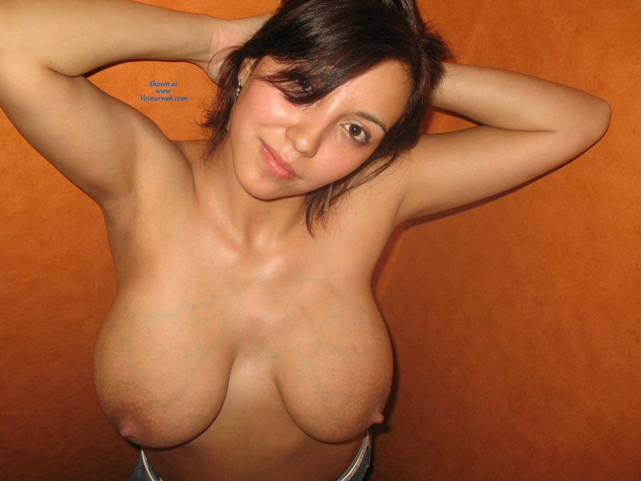 Pic #5 - Nice Young Boobs - Big Tits, Brunette, Teens