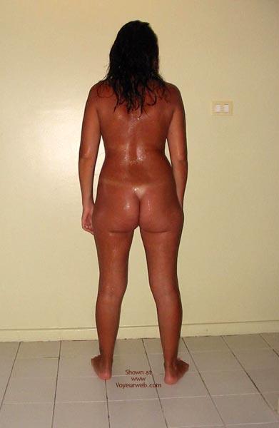 Pic #8 - Portuguese Body Nude In The Kitchen