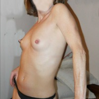 My very small tits - Long Legged Wife