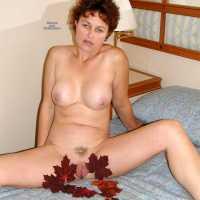 Maple Leaves - Redhead