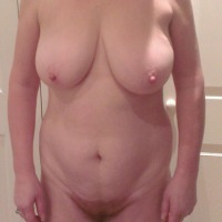 Large tits of my wife - Laura