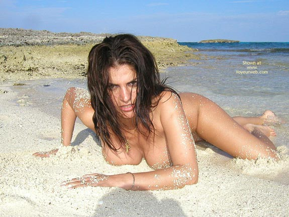 Pic #9 - Vanessa Sand On My Skin