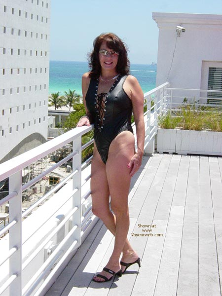 Pic #1 - South Beach Hotel Rooftop Fun