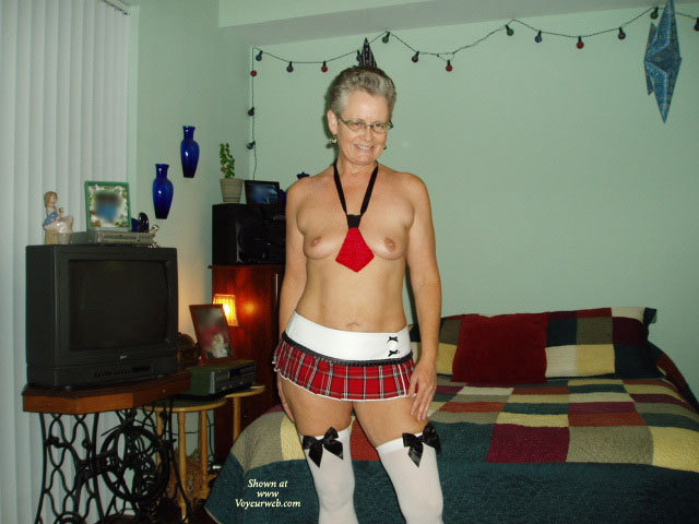 Pic #1 - Another dance outfit , Mother,51,Hot,Tits,Nipples,Pussy