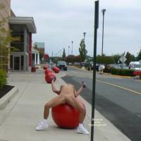 Tabbylee's Exercize Ball