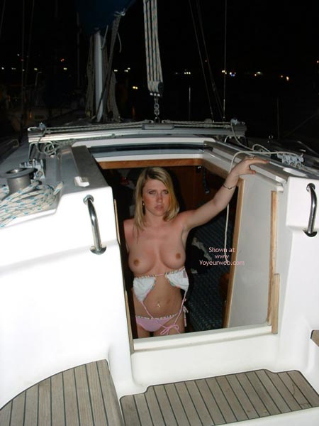Pic #6 - Sexy Games On A Boat