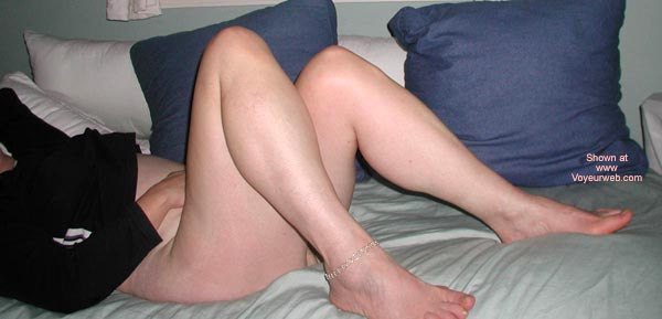 Pic #2 - Hot wifes first time