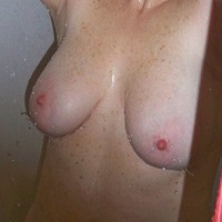 Large tits of my wife - valerie