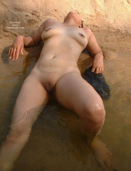 Pic #1 - Nude In Shallow Waters