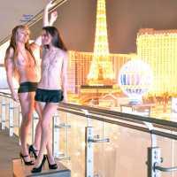 Jess & Jill in Vegas - Teens