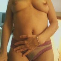 Medium tits of my girlfriend - special K