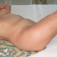 Wife On Bed