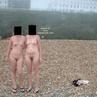 Naked Down The Coast