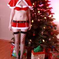 Merry Xmas - Blonde