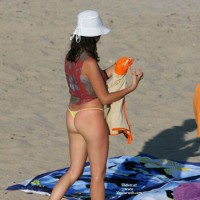 Nude Beach Photoshoot