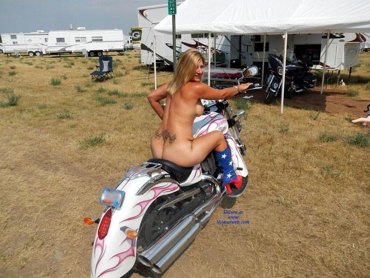 Nude In Sturgis - December, 2012 - Voyeur Web-8342