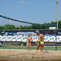 Beach Volleyball - Beach