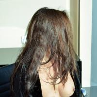 Medium tits of my wife - Vi