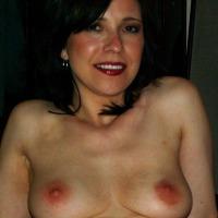 My medium tits - Debby