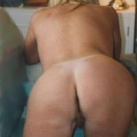 My wife's ass - Mature Milf
