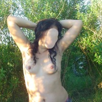 Medium tits of my girlfriend - Bety