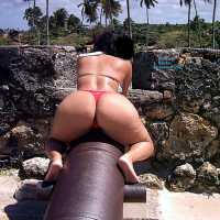 Lane Brasil: Itamaracá's Island - Bikini Voyeur, Lingerie