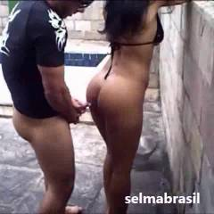 Selma Brazil Delicious Anal - Penetration Or Hardcore, Outdoors, Brunette, Ass Fucking, Anal