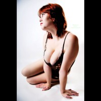 Cleavage - Large Breasts, Milf, Red Hair