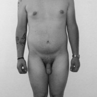 Nude Self-portraits (male)