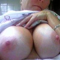 Large tits of my ex-girlfriend - Betty