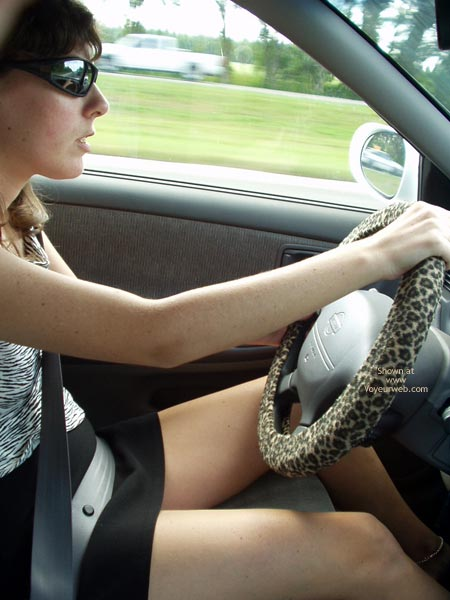 Pic #1 - More Pics Of Me Driving And Playing
