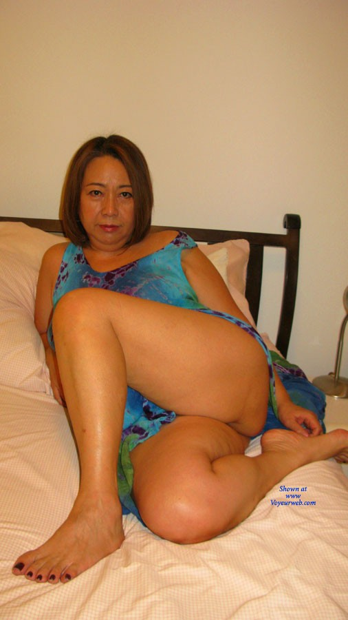 Pic #1 - Asian Mature Wife - Big Tits, Brunette, Mature, Wife/Wives, Asian