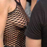 Nipple Piercing - Exhibitionist