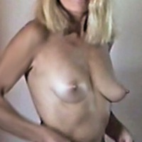 Small tits of my girlfriend - bb