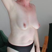 Medium tits of my wife - Shy_hotwife