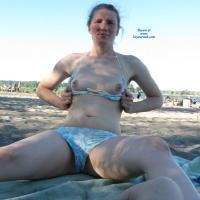 More of Brenda - Beach, Mature, Public Place