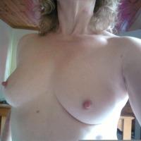 Medium tits of a co-worker - Kazza