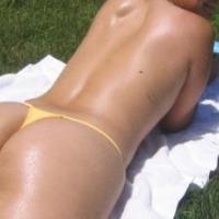 My girlfriend's ass - Patty