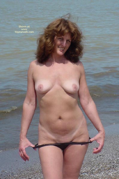 Pic #1 - Nude Outdoors - Medium Breasts, Nude Outdoors, Red Hair, Tan Lines, Topless Outdoors , Nude Outdoors, Medium Breasts, Topless Outdoors, Nude On A Beach, Red Hair, Tan Lines
