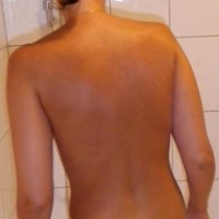 Wife in Shower - Wet