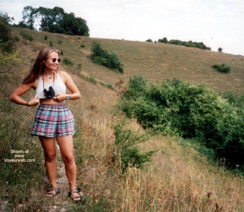 Pic #1 - Girl On A Hill