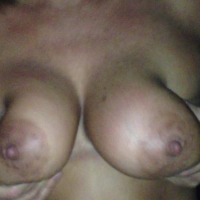 Medium tits of my wife - Bedtime Babe