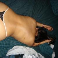 My girlfriend's ass - Exotic Beauty