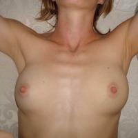 Medium tits of my wife - Jade