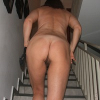 My wife's ass - Cathy