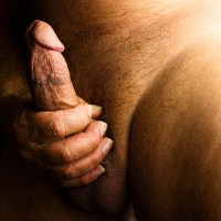 M* Cock in Hand