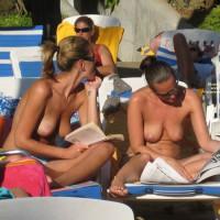 More Bums And Boobs On Marbella Beaches