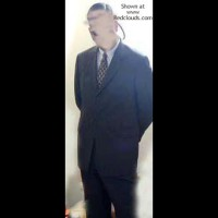 M* Business Man Strips In Columbus